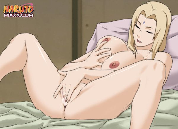 Happens. Lady tsunade naked with huge boobs