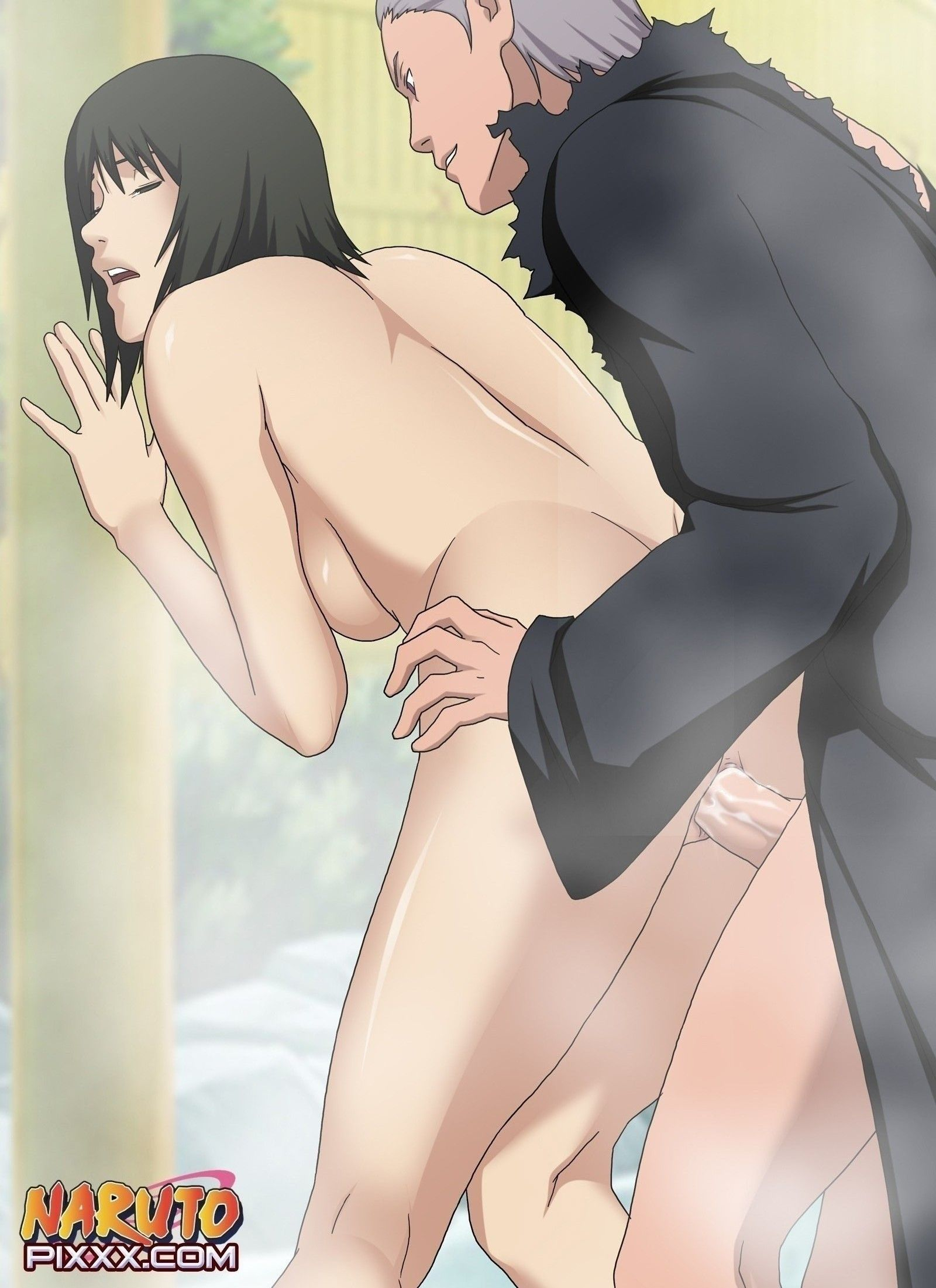 More Hot Pictures From Shizune S Mentor Naruto Hentai Image The World