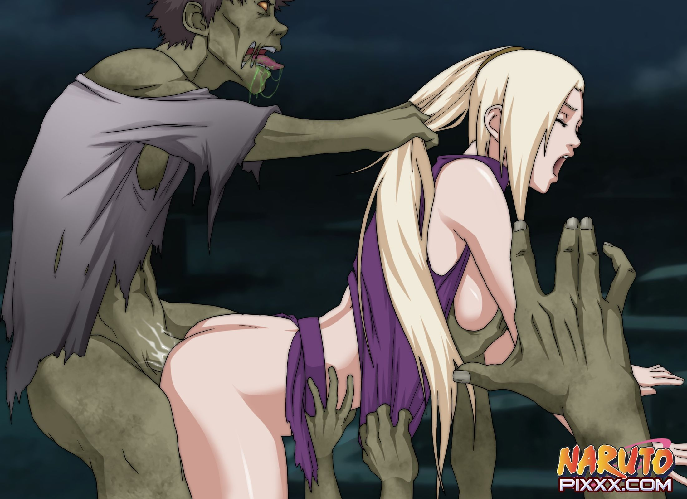 Hentai mobile sex zombie pron download