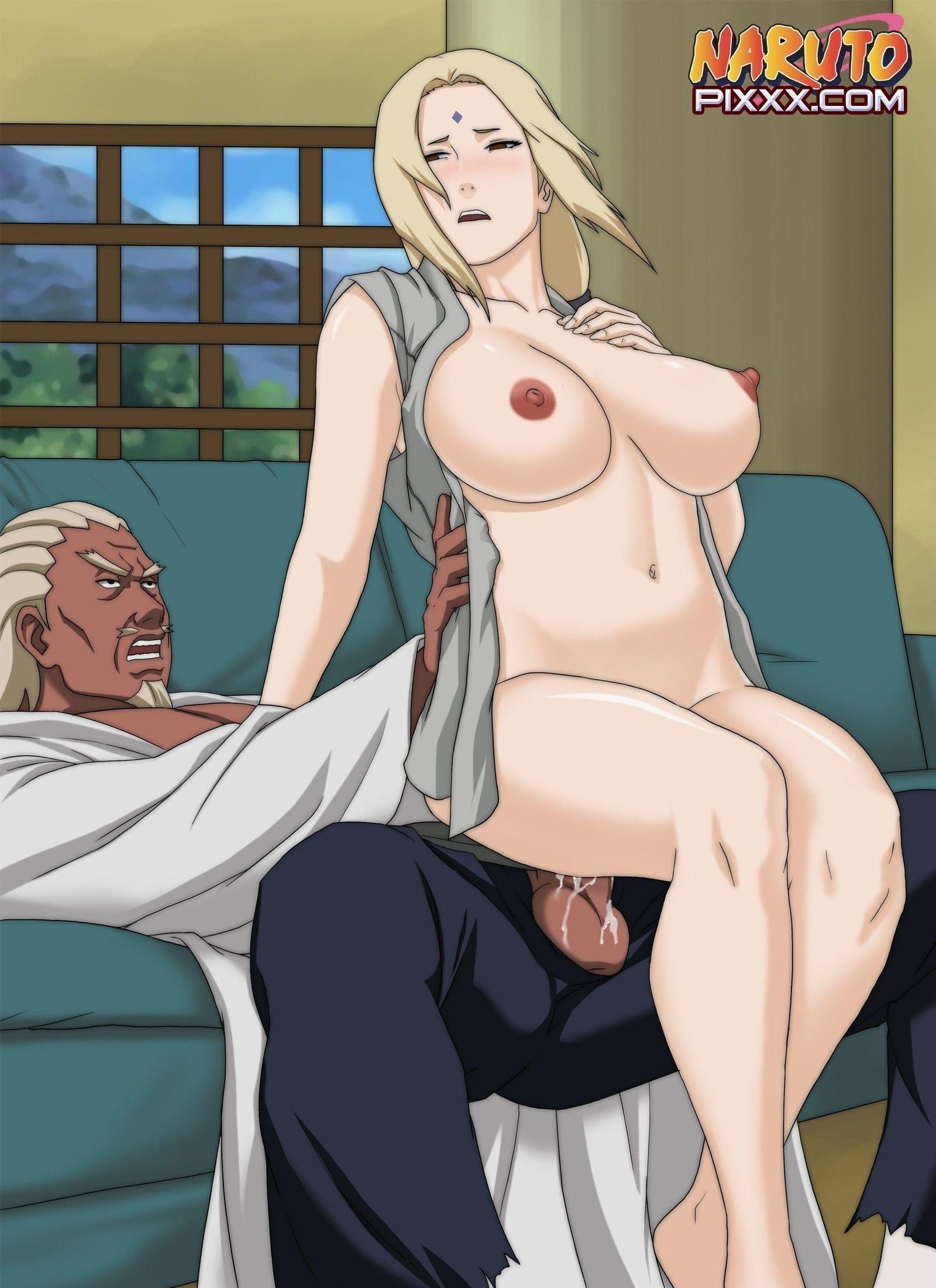 смотреть секс наруто с цунадой